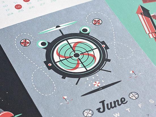 Free Printable Wall Calendar/feed | Calendar Template 2016