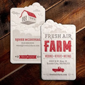 33 Business Card Designs That Will Wow Them