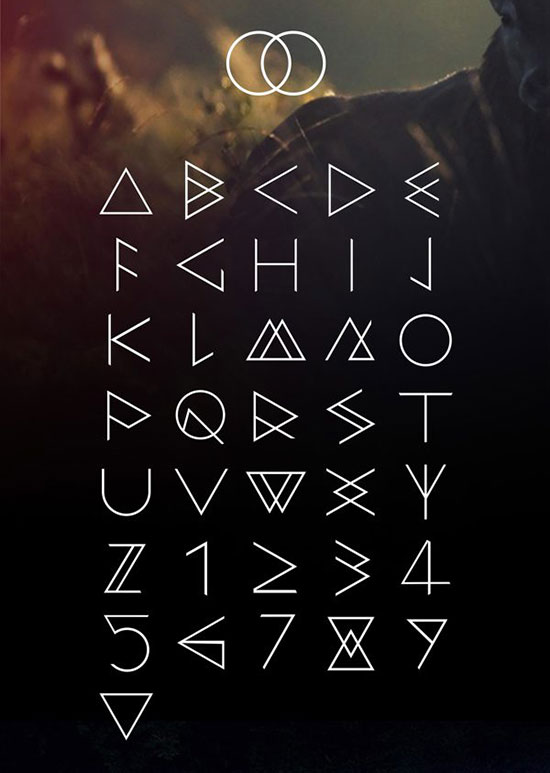 16 Beautiful Free Geometric Fonts Pixel Curse