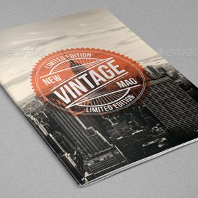 20 Amazing InDesign Magazine Layout & Cover Design Templates