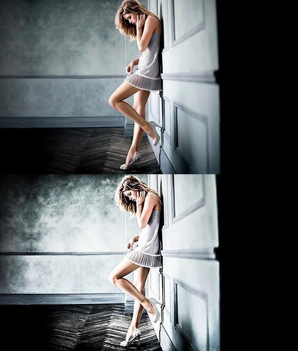 Dragan Effect - Lightroom Preset