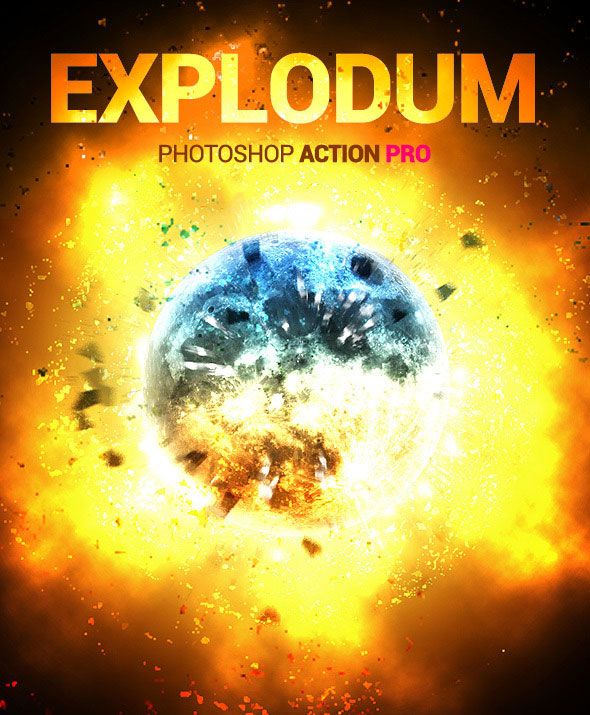 Explodum PS Action