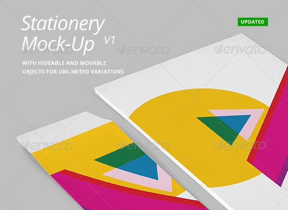Stationery and Branding Mock Up