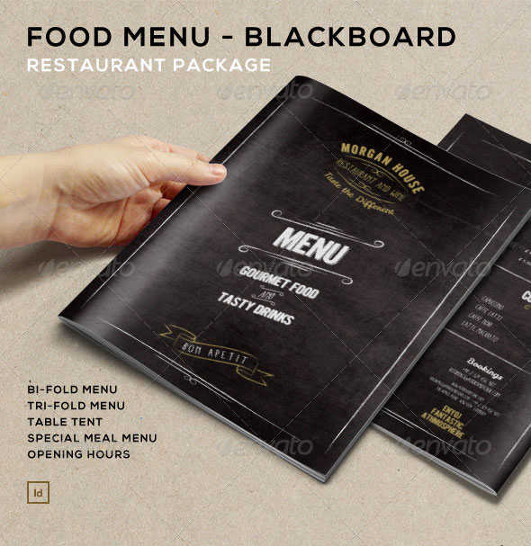 Best Restaurant Menu Design Templates   Pixel Curse