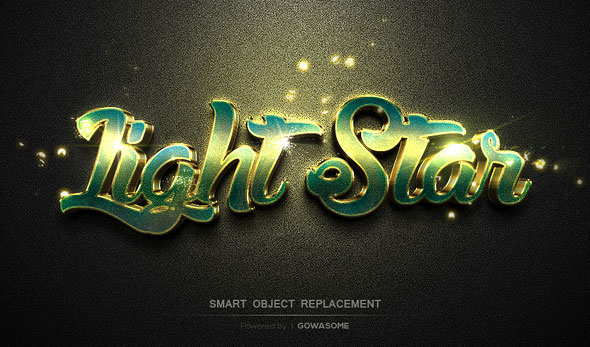 Modern 3D Text Effects GO.7