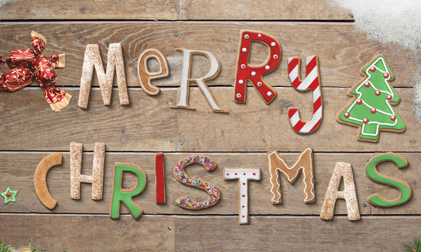 Christmas Text Effects And Styles
