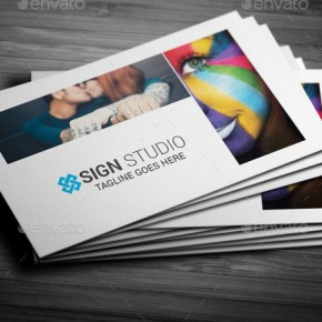 25 Modern Photography Business Card Design Templates