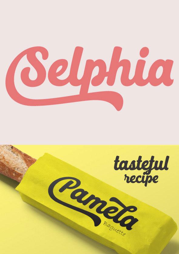 Selphia Script