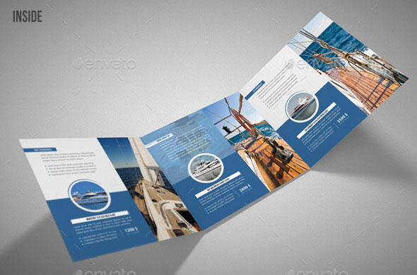 photoshop brochure template