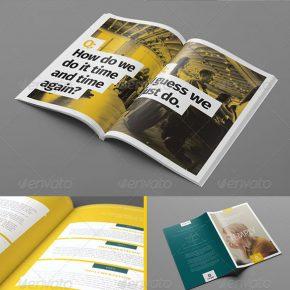 25 Beautiful Portfolio Brochure Designs