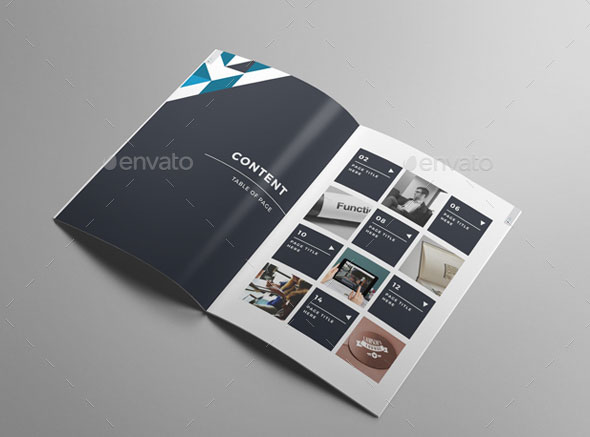 25 Beautiful Portfolio Brochure Designs
