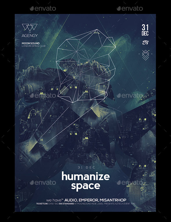 Humanize Space Flyer