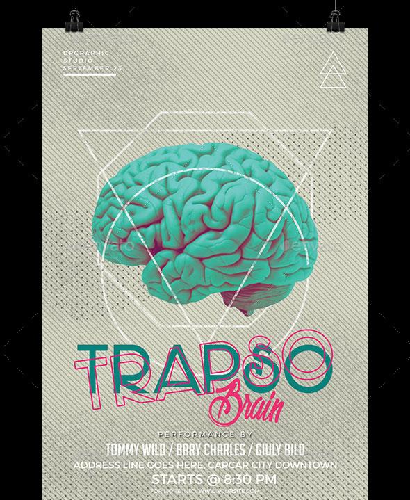 Trapso Brain Flyer