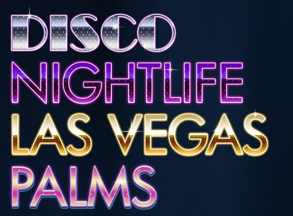 Vegas Party Styles