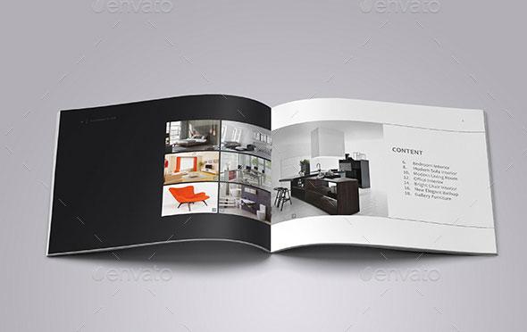 20 Amazing Interior Design Brochure Templates | Pixel Curse