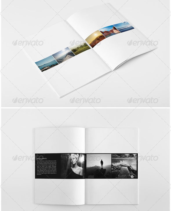 Photography Portfolio Brochure