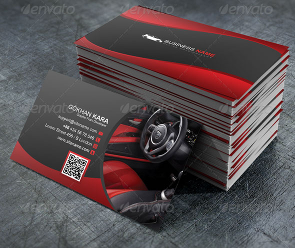Car Gallery - Business Cardvisid
