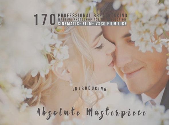 170 Bestselling Photoshop