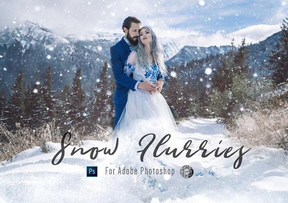 Snow & Snow Flurry
