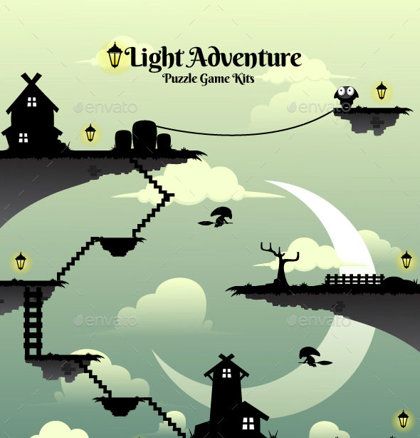 Light Adventure Game