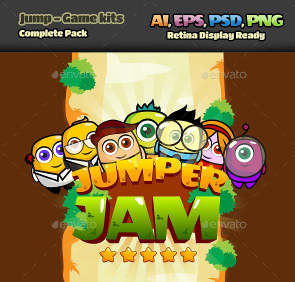 Jump Game Kits