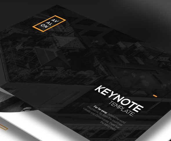AVALON Keynote Template