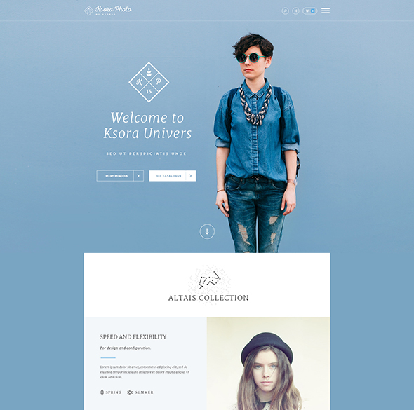 Hydrus - Responsive Multi-Purpose PSD Template