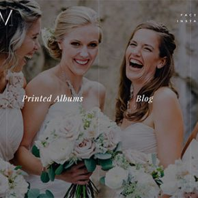 20 Best Wordpress Themes For Wedding Photographer