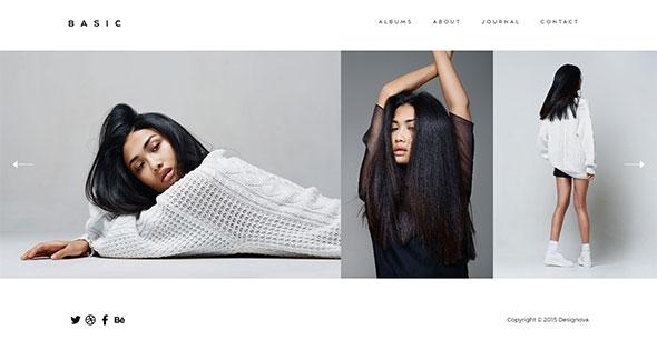 Signature - Multi-Purpose / Many Concept Creative Portfolio WordPress Theme