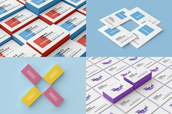 30 fantastic psd business card mockup templates pixel curse by web craft impress clients with these realistic business card reheart Images