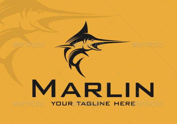 Marlin Logo Template