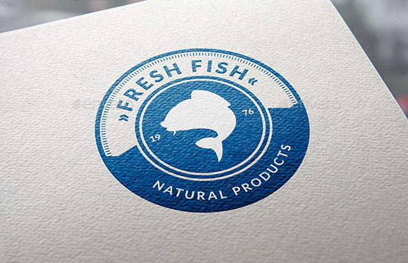Fresh Fish Logo