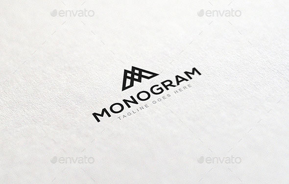 Monogram - Logo Template