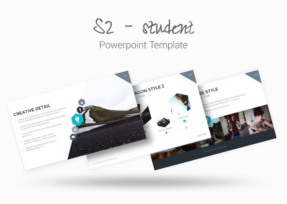 S2 | Student Powerpoint Template