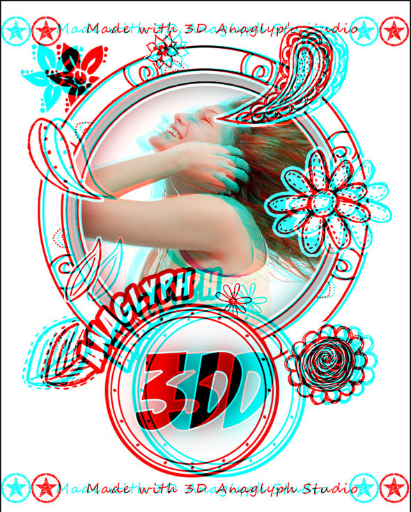 3D Anaglyph Studio