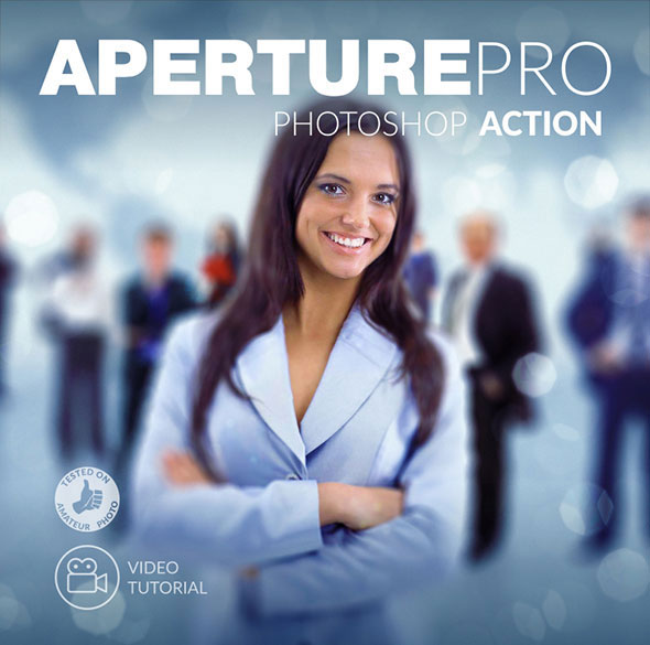 Aperture Pro Photoshop Action