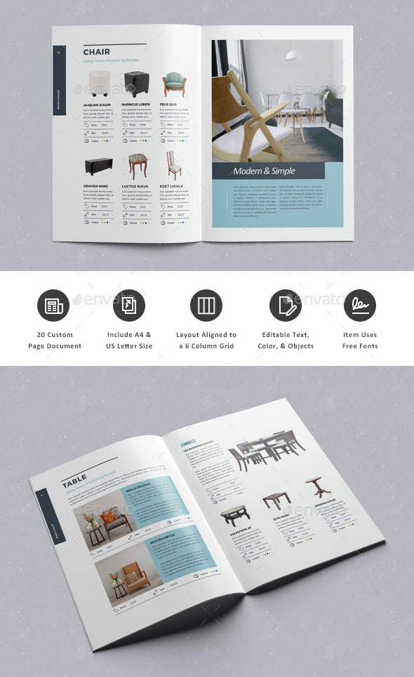 20 best product catalog design templates pixel curse