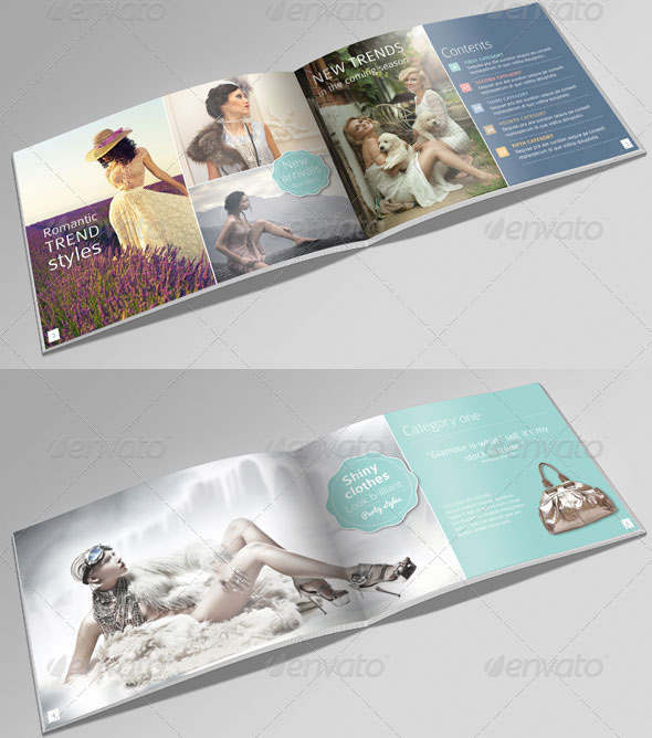 Fashion Catalogue A5