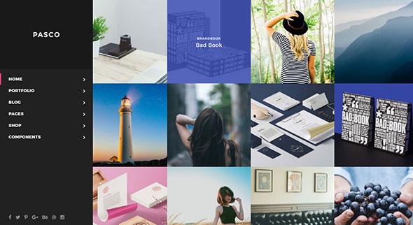 Pasco - Creative Multi-Purpose WordPress Theme
