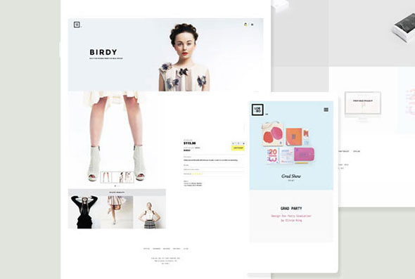 Lobo - Portfolio for Freelancers & Agencies