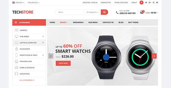 TechOne - Multipurpose WooCommerce Theme