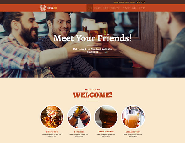 Birra33 - Brewery   Brewpub   Craft Beer Shop