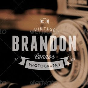 25 Awesome Photography Badge Logo Templates