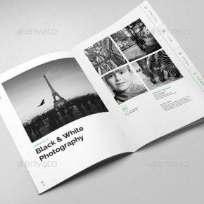 25 Best Photography Brochure Templates