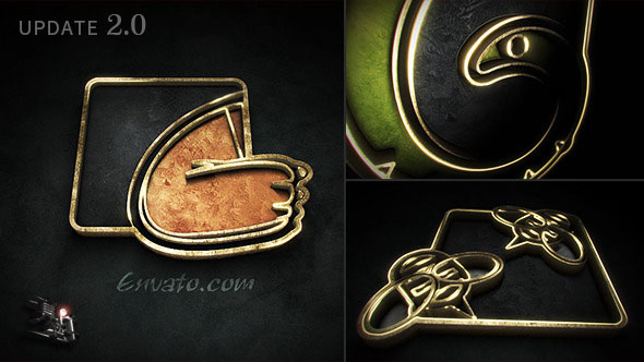 Cinematic Logo Toolkit Pro