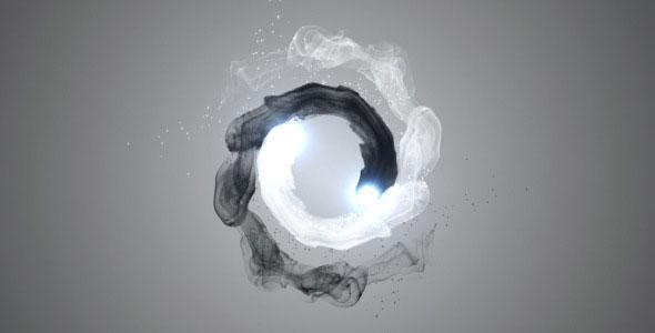 Orb YinYang Logo Reveal