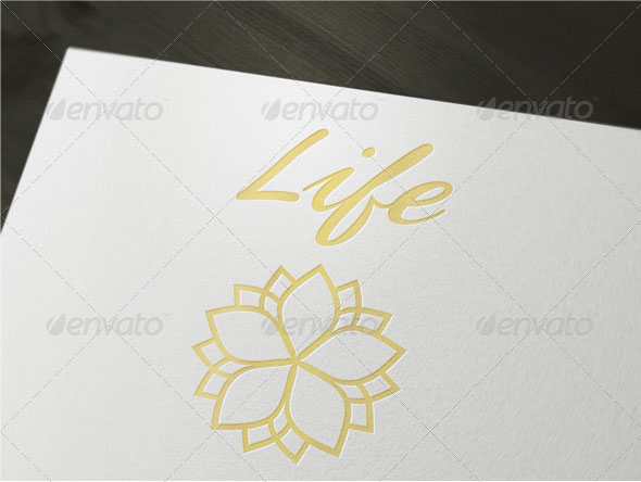 Life Logo Template