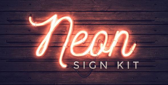 Neon Sign Kit