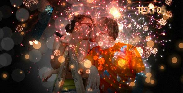 Romantic Fireworks