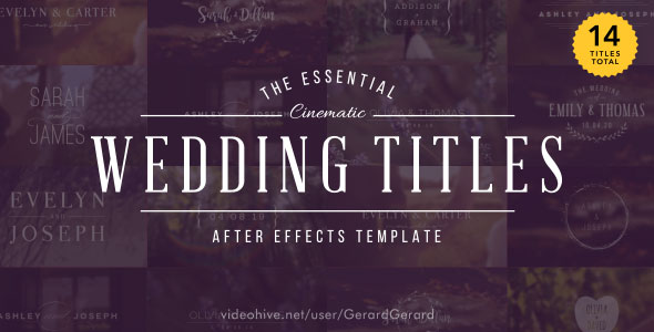 25 wonderful wedding video after effect templates pixel for After effects lyric video template